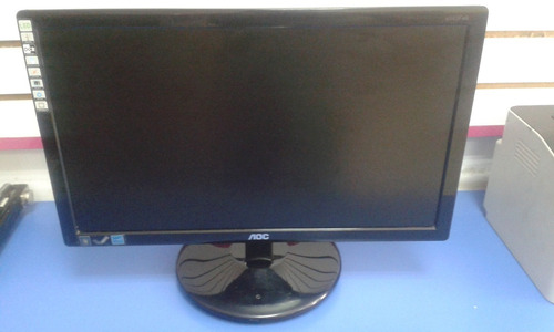 monitor led 18,5 aoc