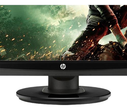 monitor led 18,5'' hp hd vga widescreen v194bz