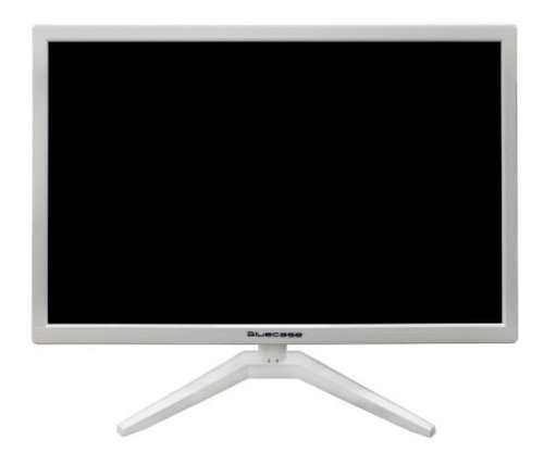 monitor led 19 bluecase branco bm19x4hvw vga e hdmi 110/220v