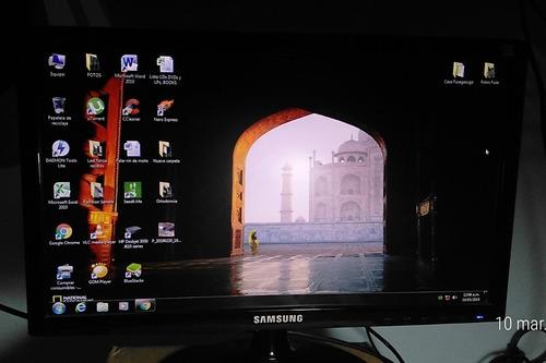 monitor led 19 pulgadas samsung syncmaster sa19a300b en caja