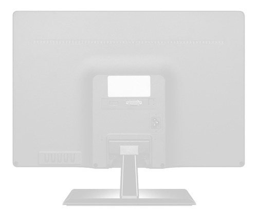 monitor led 19.5  hq 20hq-led widescreen hdmi branco