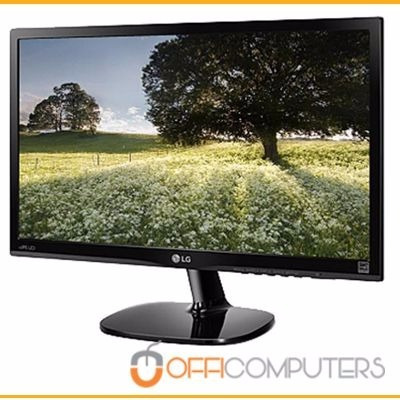 monitor led 22 lg 22mp48hq-p ips full hd hdmi vga vesa