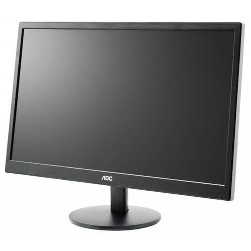 monitor led aoc 19.5 modelo e2070swn 1600 x 900vga