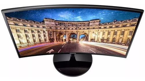monitor led curvo samsung 24 f390 hd 1920x1080 slim fullh4rd