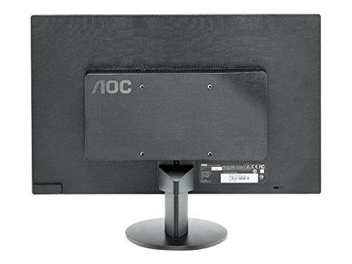 monitor led de 18.5'' aoc e970swn resolución 1366 x768 vga