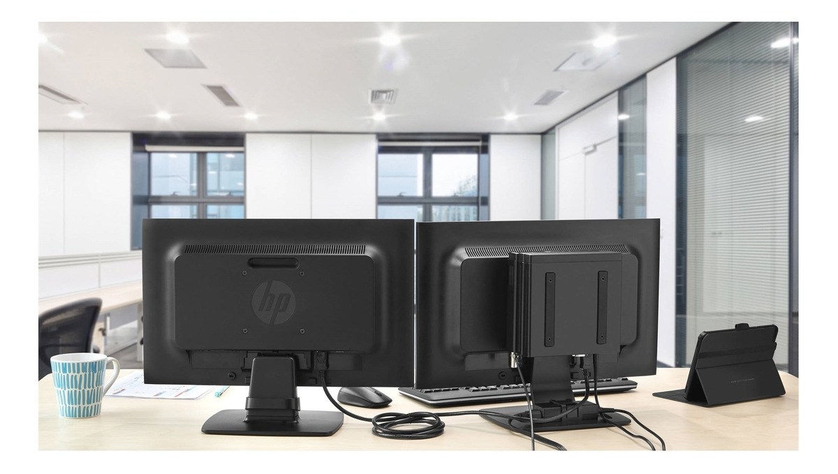 Monitor Led Hp K7x27aa#aba P202 20 Pulgadas 1600x900 Vga Dp - $ 99.00 en  Mercado Libre