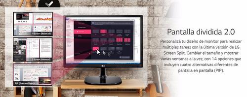 monitor led lg 20 mp38hq-b ips full hd 1600 x 900 hdmi