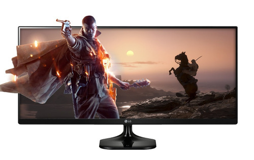 monitor led lg 25 25um58 cinemascreen ips full hd ultrawide