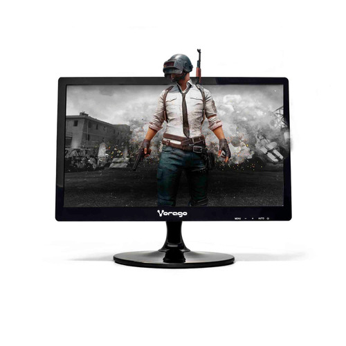 monitor led pc 15 pulgadas vga hd 60hz 2ms gaming vorago w15