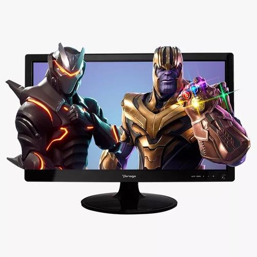 monitor led pc vorago led-w15-200 15.6 widescreen vga