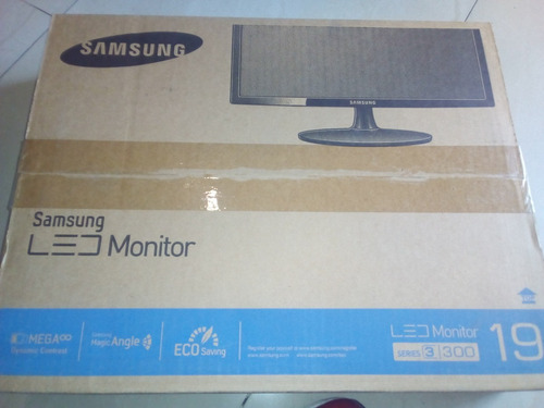 monitor led samsung 19 (125t)