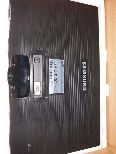 monitor led samsung 19 . nuevo