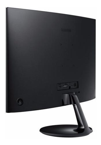 monitor led samsung 24 f390 curvo fhd 1080 hdmi vga freesync
