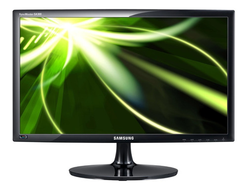 monitor led samsung hd 19 pulgadas tn 5ms widescreen outlet
