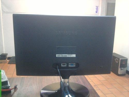 monitor led samsung syncmaster s20b350 para repuestos.