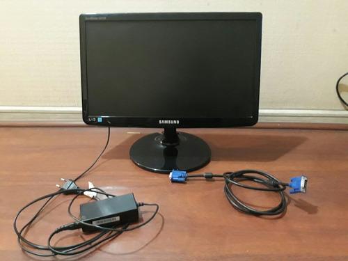 monitor led samsung syncmaster sa100