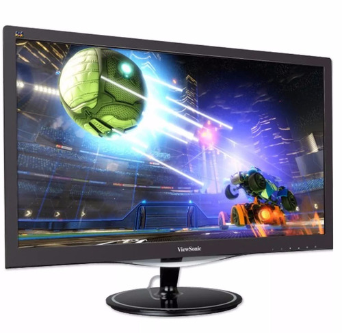 monitor led viewsonic 24 gamer vx2457-mhd 2ms