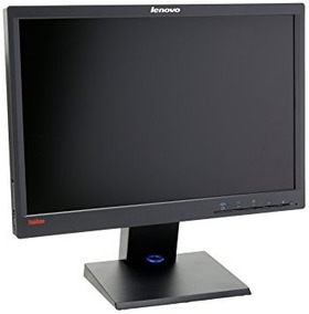 Monitor Lenovo Wide Lt1952pwd Dvi/ Vga/ Display Port E Audio