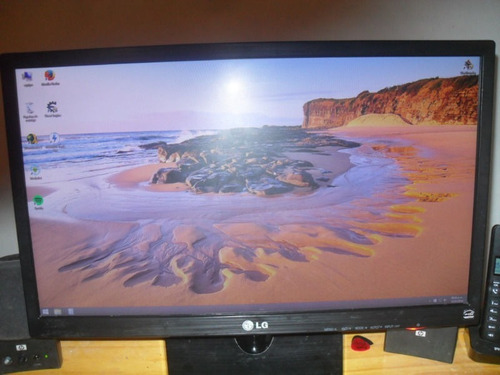 monitor lg 22 pulgadas led full hd