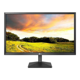 Monitor Lg 22mk400h Led 21.5  Negro 110v/220v