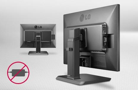 monitor lg 23 led ips d-sub, dvi, hdmi - 23mb35vq