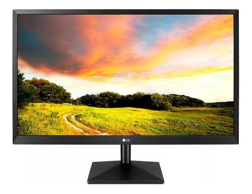 monitor lg 27mk400h-b led 27 negro 75hz gamming programación