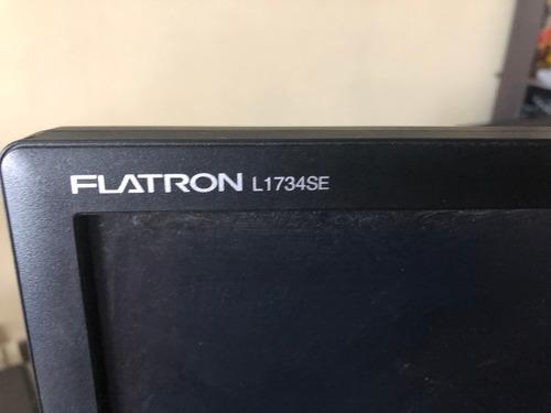 monitor lg flatron l1734se