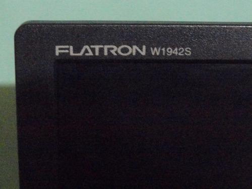 monitor lg flatron w1942s como nuevo (150mil)