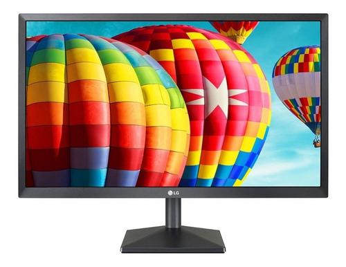 monitor lg led 22  hdmi 22mn430h-b nueva garantía cuotas