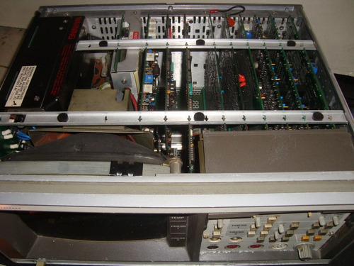 monitor multiparamétrico h.p. 78342 (leer bien)