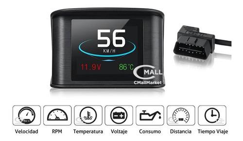 monitor obd2 temperatura chevrolet cobalt sail spark sonic