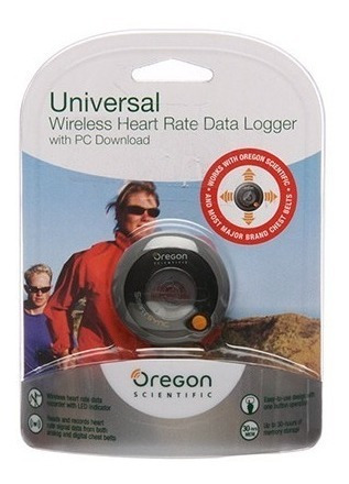 monitor oregon heart rate registra datos