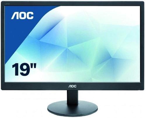 monitor pantalla led 19 pulgadas aoc,samsung,dell,lg