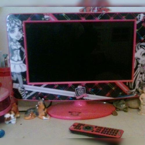monitor pantalla led moster high