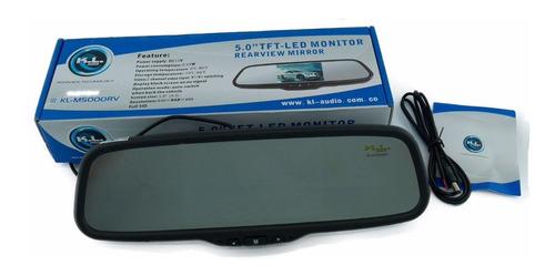 monitor pantalla para carro kl-m5000rv