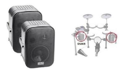 monitor para batería electrónica parquer ds80r