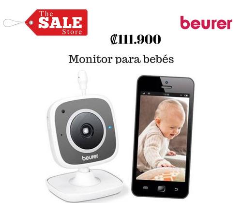 monitor para bebés