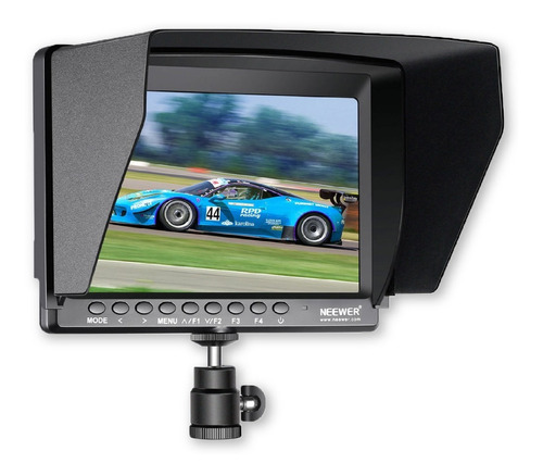 monitor para cámara neewer f100 7¿ 4k hdmi