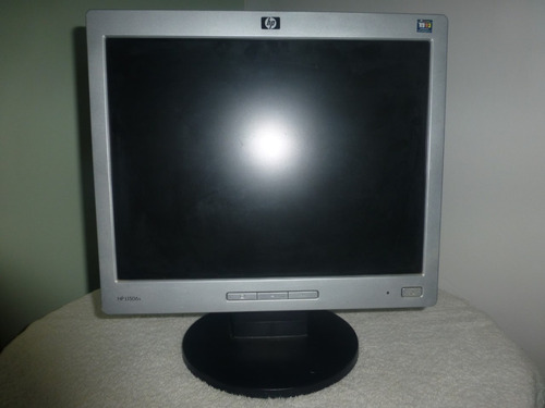 monitor para computadora 15  hp, modelo l1506
