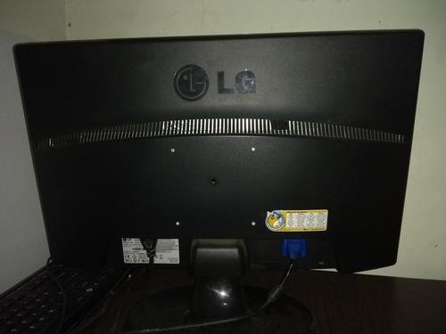 monitor para pc 22  lg