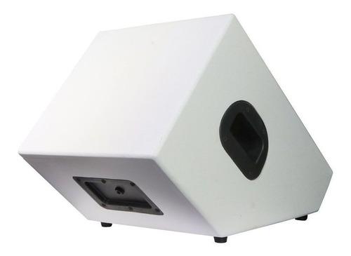 monitor passivo somplus branco 10 pol 150w spmon102vias