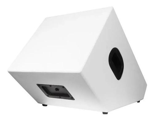 monitor passivo somplus branco 12 pol 150w spmon122vias
