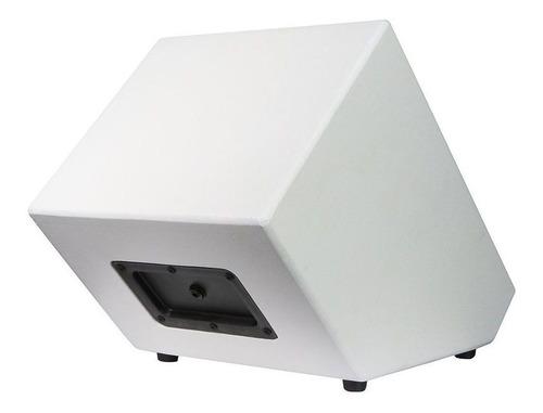 monitor passivo somplus branco 8 polegadas 150w spmon082vias