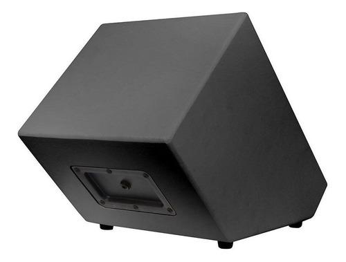monitor passivo somplus preto 8 polegadas 150w spmon082vias