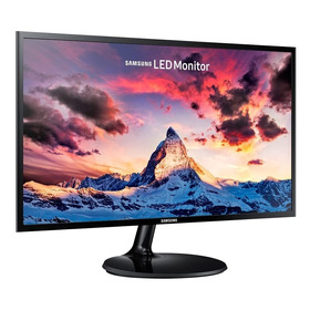 Monitor Pc Gamer Samsung 24 Led Full Hd Sf350 Hdmi Backup