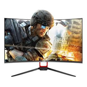 Monitor Pc Gamer Sentey 27  Full Hd 144hz 1ms Curvo Cuotas