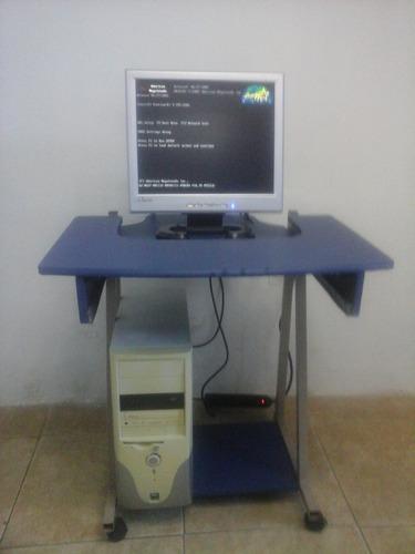 monitor plano y cpu