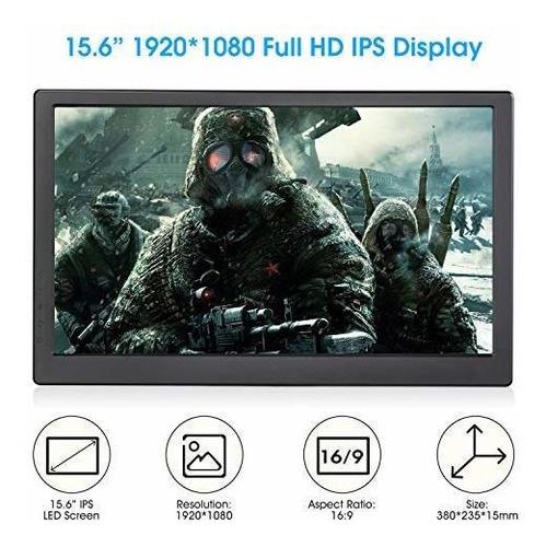 monitor portátil basense monitor de juegos con pantalla ips