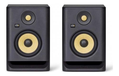 monitor potenciado 5 (par) krk rp5g4 nueva generacion