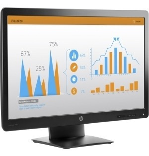 monitor prodisplay hp de 23'' pantalla led p232